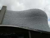 Bullring, le centre commercial de Birmingham