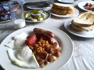 English breakfast!