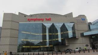 le lieu de culture de Birmingham