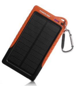 Un des nombreux chargeurs solaires qui existent.